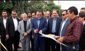 گزارش تصویری حضور سید محمد پژمان معاون وزیر، رئیس هیئت مدیره و مدیرعامل شرکت بازآفرینی شهری ایران